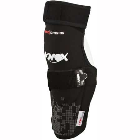 Knox Trooper Knee Protector - Black