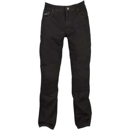 Furygan 01 Jeans Straight Fit 32in Leg - Black