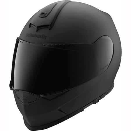 Schuberth S2 Sport Helmet - Matt Black