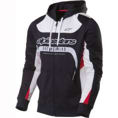 Alpinestars Session Fleece - Black White Red