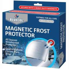 Bluecol Magnetic Frost Protector Windscreen Rear Car Van BWW001 - 160cm x 96.5cm