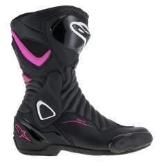 Alpinestars SMX-6 Boots V2 Ladies - Black Pink