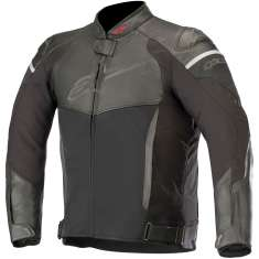 Alpinestars SPX Leather Jacket Air - Black