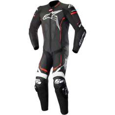 Alpinestars GP Plus Leather Suit V2 1 PC - Black White Red