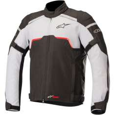 Alpinestars Hyper Drystar Jacket WP - Black Grey