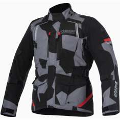 Alpinestars Andes Drystar Jacket V2 WP - Black Grey