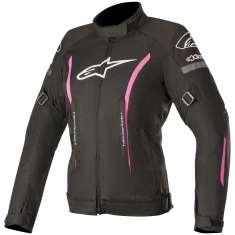 Alpinestars Stella Gunner V2 Jacket Ladies WP - Black Pink