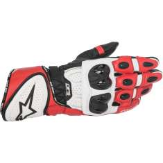 Alpinestars GP Plus R Gloves - Red Black White