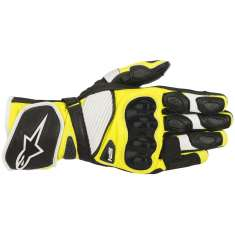 Alpinestars SP-1 V2 Gloves - Yellow Black White