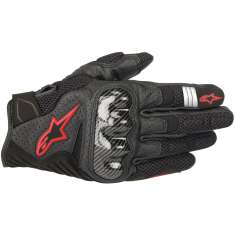 Alpinestars SMX-1 Gloves V2 Air - Black Red