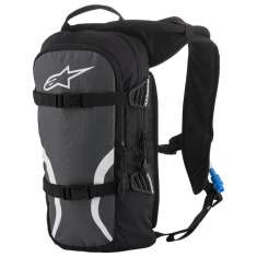 Alpinestars Iguana Hydration Back Pack 6L - Black Anthracite