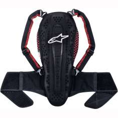 Alpinestars Nucleon KR-2 Back Protector L2 - Black Red