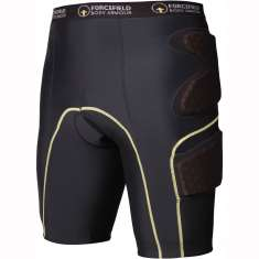 Forcefield Contakt Shorts Level 1 - Black