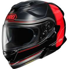 Shoei GT-Air 2 Crossbar TC-1 Helmet - Black Red