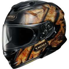 Shoei GT-Air 2 Deviation TC-9 Helmet - Black Brown
