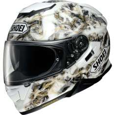 Shoei GT-Air 2 Conjure TC-6 Helmet - White Gold Black