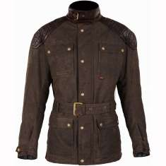Spada Staffy Jacket - Brown