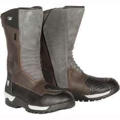 Spada Stelvio Boots WP - Grey Brown Black
