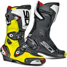 Sidi Mag 1 Boots - Black Yellow White