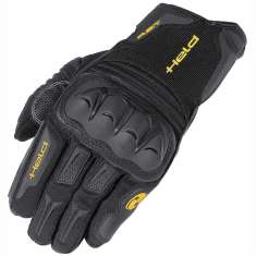 Held Sambia Gloves - Black Yellow