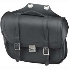Held 4867.00 Cruiser Bullet Bags Saddle Bags Click System 2 x 10L - Black