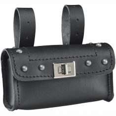 Held 4884.10 Cruiser Lock Pocket Bag Studded - Black