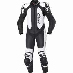 Held 5012 Slade 1 Piece Leather Suit - Black White
