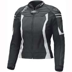 Held 5830 Street 3.0 Leather Jacket Ladies - Black White