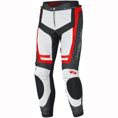 Held 5850 Rocket 3.0 Leather Trousers - Black White Red