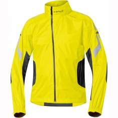 Held Wet Tour Jacket 6411 WP Black Yellow