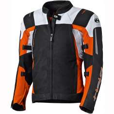 Held Jacket Antaris 6524 WP - Black Orange Grey