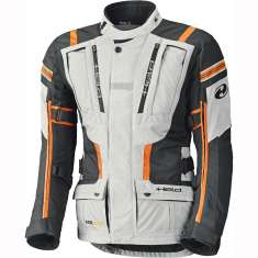 Held 6721 Hakuna II Jacket WP - Grey Black Orange