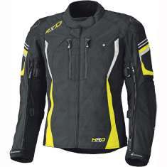 Held 6742 Luca Jacket GTX - Black Yellow
