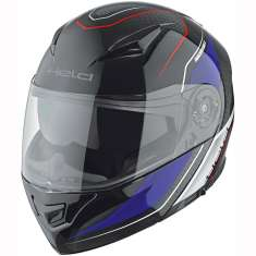 Held 7824 Travel Champ II Helmet - Black Blue