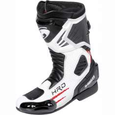 Held Donington 8370 Race Boots Vented - White Black