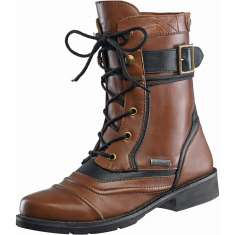 Held 8640 Cattlejane Boots - Brown Black