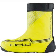 Held 8758 Boot Skin Overboots Short WP - Yellow Neon