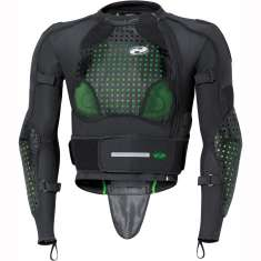 Held Protector Shirt Kendo Mens 9482 Air Black Green