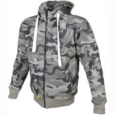 Booster Core Hoody Camouflage - Grey