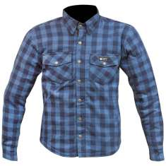 Merlin Axe DuPont Shirt WR - Blue Black