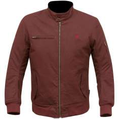Merlin Wesley Harrington Jacket WR - Burgundy