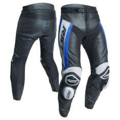RST Tractech Evo R Leather Trousers 2053 CE - Black Blue