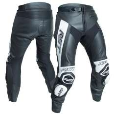RST Tractech Evo R Leather Trousers 2053 CE - Black White