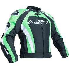 RST Tractech Evo III Jacket 2060 CE WP - Black Green