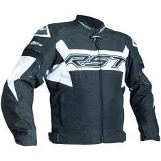 RST Tractech Evo R Jacket 2048 CE WP - Black White