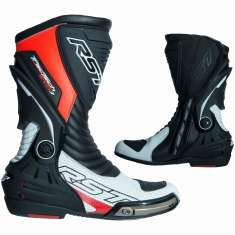 RST Tractech Evo III Sport Boots CE 2101 - Black Red White