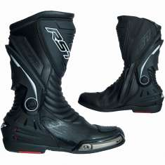 RST Tractech Evo III Sport Boots CE 2102 WP - Black