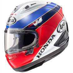 Arai RX-7V Honda RC30 Helmet - Red White Black