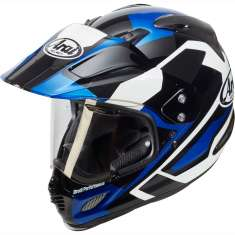 Arai Tour-X 4 Catch Helmet - Blue Black White