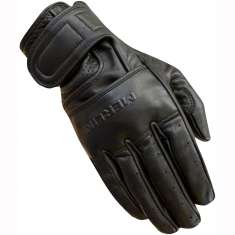 Merlin Stretton Riding Gloves - Black